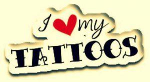 Domanda stupida non farla ai tatuati!