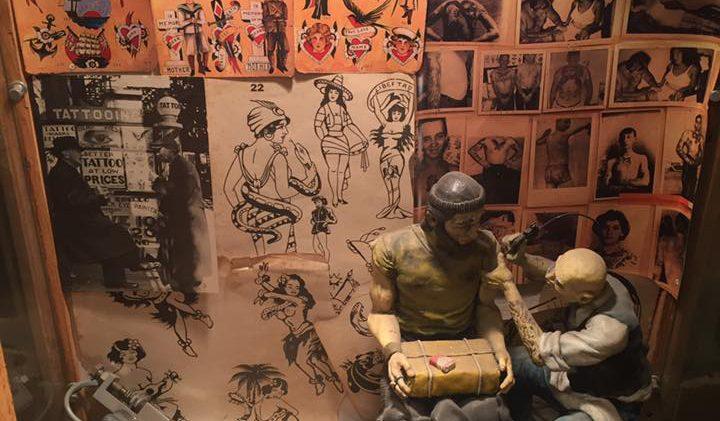 Pionieri del Tatuaggio in Italia