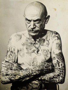 Pionieri del Tatuaggio in Italia - Fiorini Maurizio