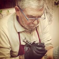 Pionieri del Tatuaggio in Italia - Gippi Rondinella